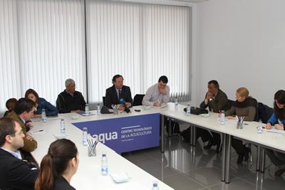 Aquaculture: mission de coopération en Espagne d'une délégation de l'ANDA et de la FPMA