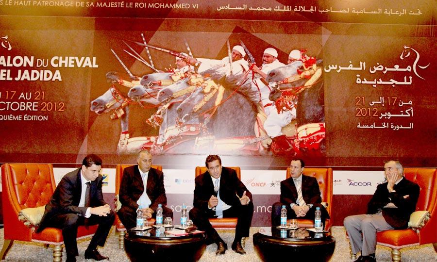 El Jadida : le cheval «Kanz Bouznika» s'adjuge la médaille d'or au concours pur sang arabe