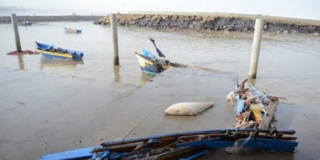 Maroc/Mini-tsunami: L'Etat indemnise les pêcheurs sinistrés