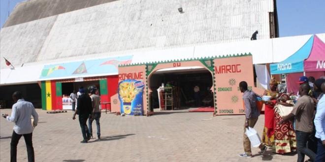 Participation remarquée des aviculteurs marocains à la Foire de Dakar