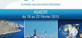 Maroc/Pêche : Halieutis-2015 ouvrira bientôt ses portes à Agadir
