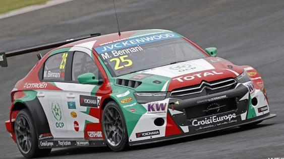 WTCC: Bennani retrouve le Top 10 au GP de Slovaquie