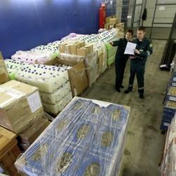Saisie en Russie de produits agricoles européens étiquetés «Made in Morocco»