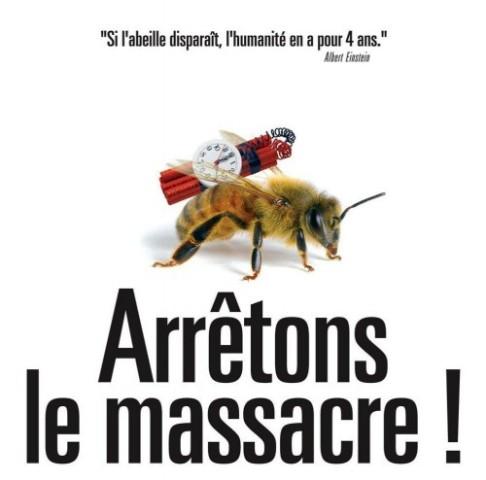 Trois substances jugées nocives pour les abeilles par l'EFSA