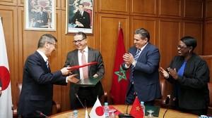 Maroc-Japon