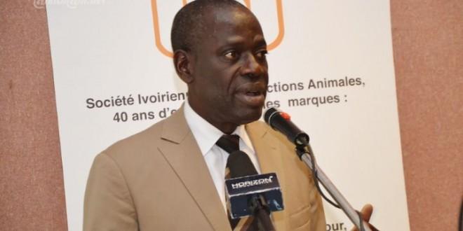 La société ivoirienne SIPRA inaugure son usine d'aliments de bétail à Yamoussoukro