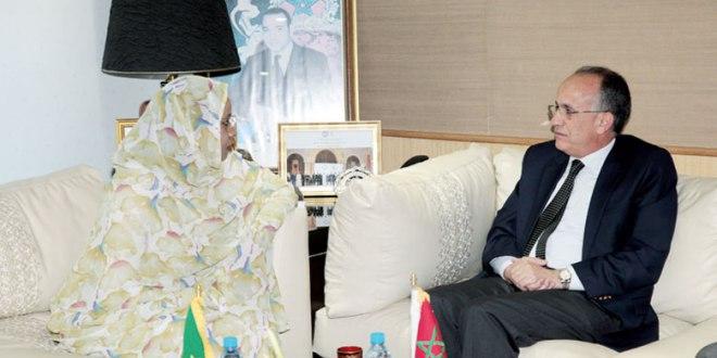 Un accord de libre-échange en préparation entre Rabat et Nouakchott