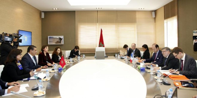 Rabat et Paris veulent élargir leur coopération le secteur de la pêche