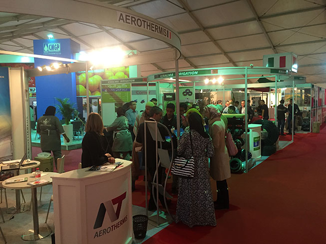 La filière fruits et légumes mises en avant au SIFEL 2016 à Agadir