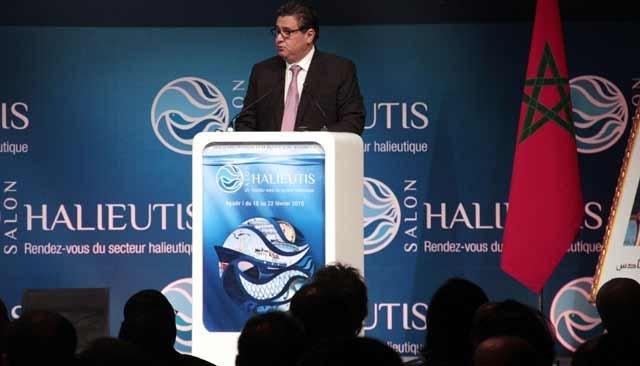 Aziz Akhannouch étale le bilan de sa stratégie Halieutis-2020