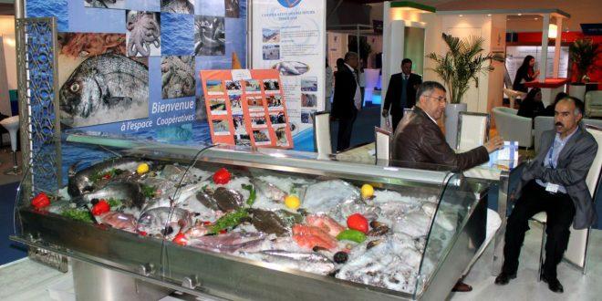 La France invitée d'honneur au 4ème Salon Halieutis d'Agadir