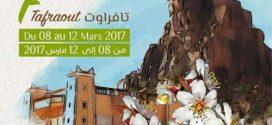 Le 7ème festival des amandiers se tient dans une ambiance festive àTafraout