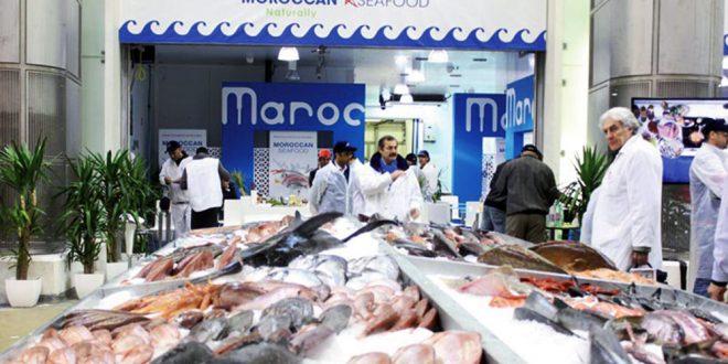L'«origine Maroc» mise en avant au Seafood Expo Global 2017 de Bruxelles