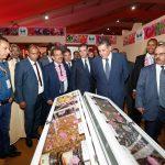 Inauguration à Kelaât M'Gouna de la Maison de la Rose à parfum