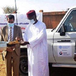 Criquets pèlerins : Le Niger reçoit un don marocain de 30.000 L de pesticides